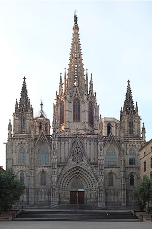 Barcelona Cathedral Santa Eulalia 11