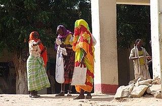 Barentu, Eritrea Place in Gash-Barka, Eritrea