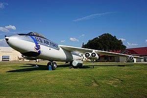 Barksdale Global Power Museum - Boeing B-47E Stratojet