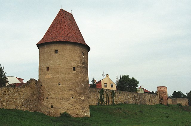 Бардеев. Словакия