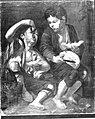 Bartolomé Esteban Murillo (Kopie nach) - Sevillaner Bettelknaben (Trauben- und Melonenesser) - 3405 - Bavarian State Painting Collections.jpg