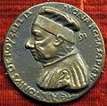 Bartolomeo bellano, medaglia di antonio roselli di arezzo, giurista.JPG