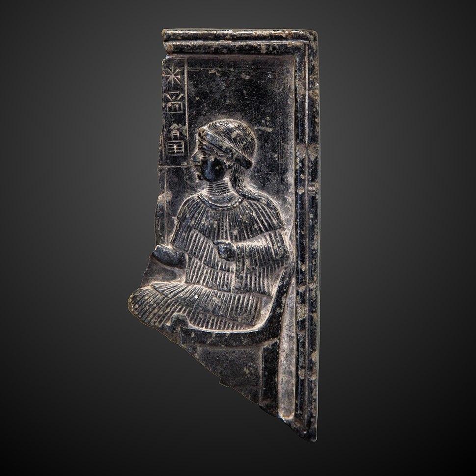 Bas-relief of Ninsun-AO 2761-IMG 7786-gradient