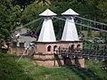 Bases del Puente de Occidente Puente Colgante José Maria Villa. Santa Fe de Antioquia. Colombia.JPG