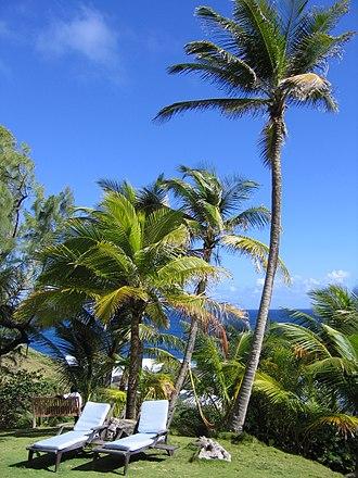 Barbados - Bathsheba, Saint Joseph