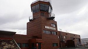 Båtsfjord Airport - Image: Batsfjord lufthavn