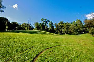 Battery Kemble Park - Image: Battery Kemble Park (3924580696)