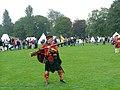 Bayonet practise at Linlithgow 1-8-2003 - panoramio.jpg