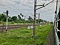 Bayyavaram railway station board.jpg
