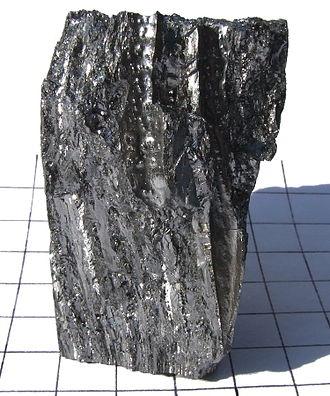 Period 2 element - Large piece of beryllium