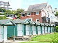Beach Huts, Langland Bay - geograph.org.uk - 1480698.jpg