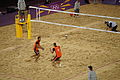 Beach volleyball at the 2012 Summer Olympics (7925342838).jpg