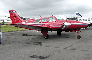 Beechcraft Baron - Beechcraft Model E55 Baron
