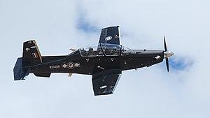 Beechcraft T-6 Texan II - A RNZAF Texan II