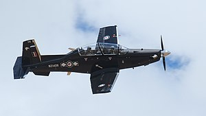 No. 14 Squadron RNZAF - Beechcraft T-6 Texan II of No 14 Squadron