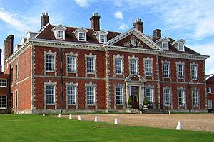 Beechwood Park (mansion) - Beechwood Park today.