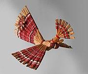 Belarusian Straw Bird