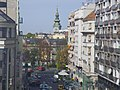 Belgrade, Obilicev venac f.41.JPG