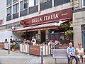 Bella Italia, Briggate, Leeds (24th June 2010).jpg