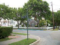 Bellport Village Hall; Bell Street & Bellport Lane.jpg