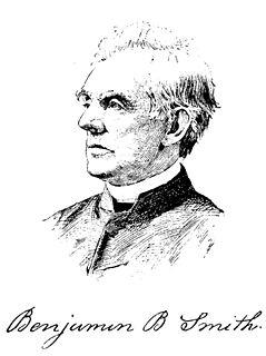 Benjamin B. Smith
