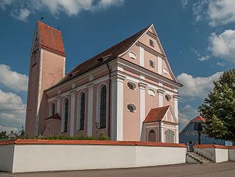 Benningen - Image: Benningen, die katholische Pfarrkirche Sankt Peter und Paul Dm D 7 78 118 5 foto 6 2014 07 28 15.45