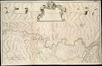 Berbice - Berbice around 1780.