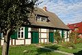 Bergen auf Rügen - Fachwerkhaus nahe St. Marien (1) (11418974125).jpg