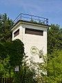 Bergfelde - Ehemaliger Wachturm (Former Watchtower) - geo.hlipp.de - 39617.jpg