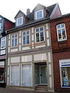 Bergstraße 38, Celle, hier wohnte Georg Wolff, Jg. 1884, deportiert 1941, ermordet in Riga.jpg