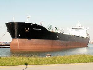 Bering Sea IMO 9085429 docked at Port of Antwerp, Belgium 17-Jun-2006.jpg