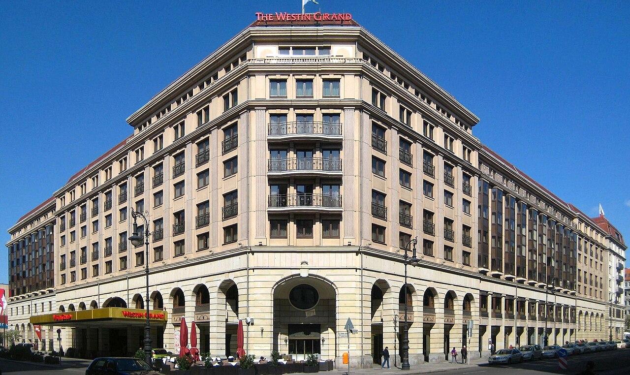 Westin Hotel Berlin Am Nordgraben