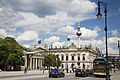 Berlin- Unter den Linden boulevard and the TV Tower - 3802.jpg