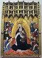 Bernat martorell, madonna col bambino, visrtù cardinali e due profeti, 1432-34 ca. 01.JPG