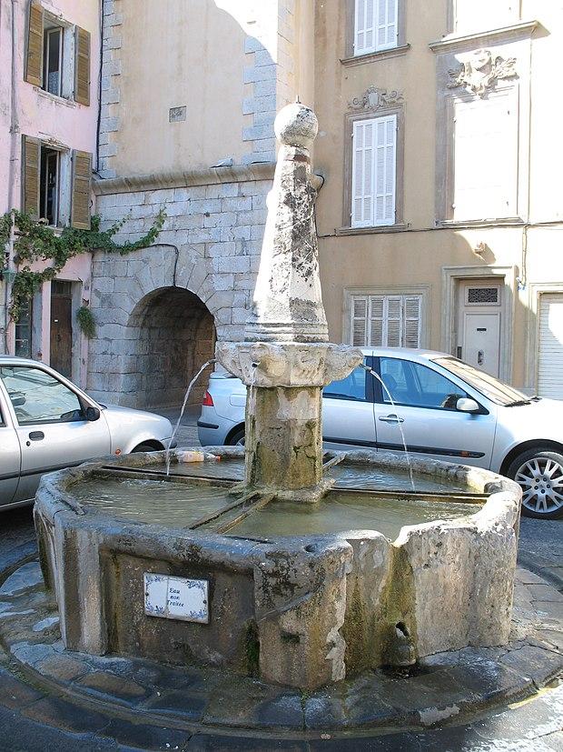Monument historique à Besse-sur-Issole