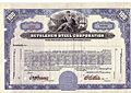 Bethlehem Steel Corporation 1936 Specimen Stock Certificate.jpg