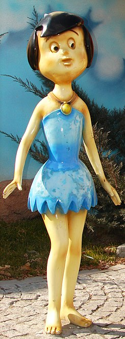 Betty Rubble Harikalar Diyari Flintstones 06019 nevit.jpg