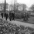 Bezoek Deense Koninklijke familie , derde dag, bezoek Keukenhof, Bestanddeelnr 906-4290.jpg