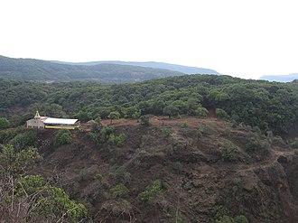 Bhairavgad - Image: Bhairavgad, Maharashtra, India