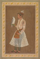Portrait of Raja Jagat Singh of Nurpur (reigned 1618-46)