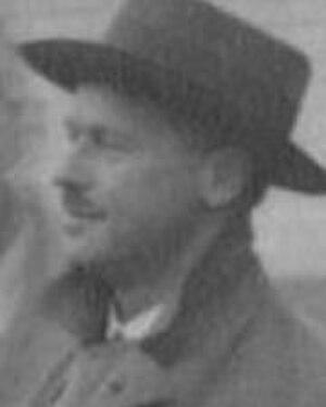 Ludwig Bieberbach - 1930 at Jena