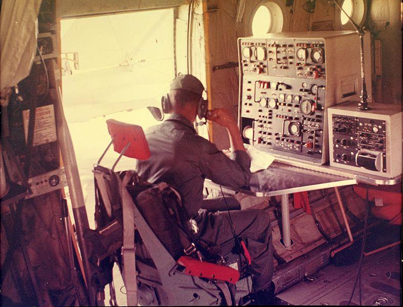 File:Bien Hoa Airbase radio operator.jpg