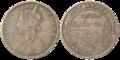 Bikanir State - One Rupee - Victoria Empress - Ganga Singh Bahadur - 1892 CE Silver - Kolkata 2016-06-29 5374-5376.png