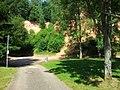 Bildstock, Villinger Park- Felswand - geo.hlipp.de - 38432.jpg