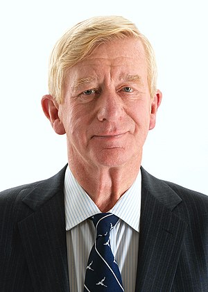 United States third-party and independent presidential candidates, 2016 - Image: Bill Weld campaign portrait