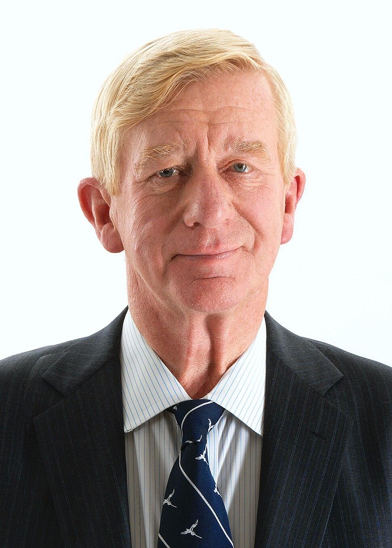 Bill Weld campaign portrait