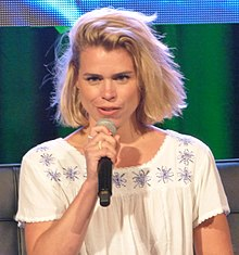 Billie Piper april 2015,