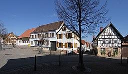 Evagasse in Billigheim-Ingenheim