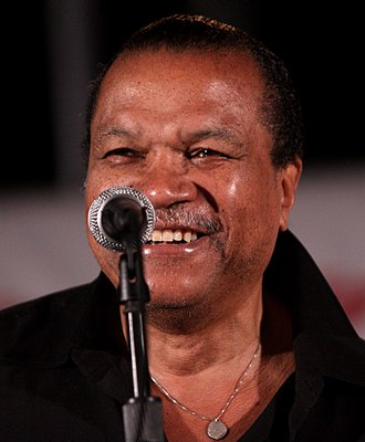 Billy Dee Williams - Billy Dee Williams at Phoenix Comicon (2011).