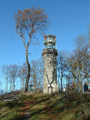 Kaufungen Forest - Bilstein Tower